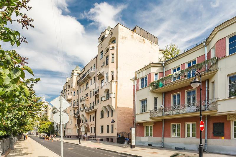 Жилой комплекс Малая Бронная, 32, id id6699, фото 2