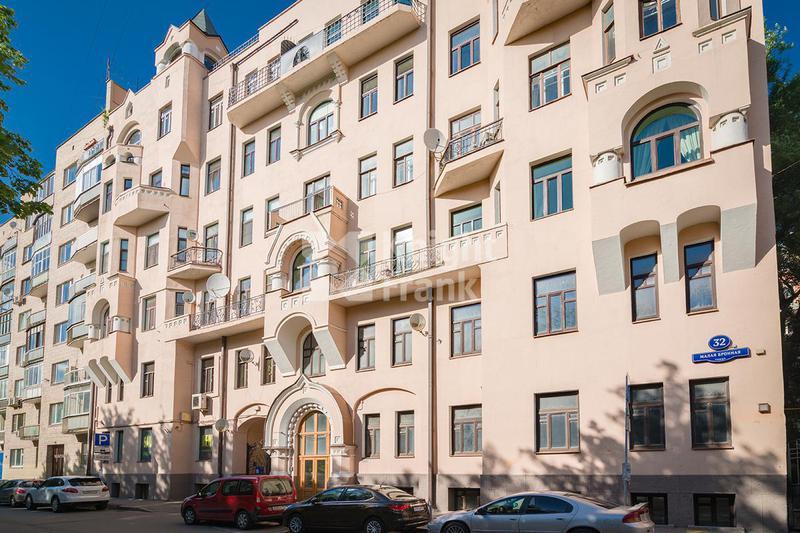 Жилой комплекс Малая Бронная, 32, id id6699, фото 4