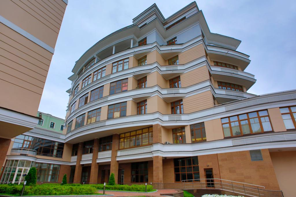 Квартира Петровъ Дом, id as19831, фото 1