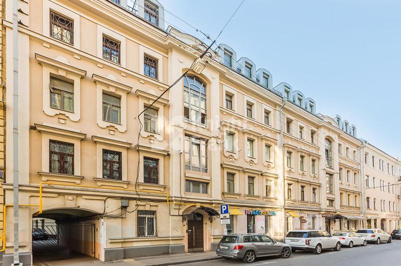 Жилой комплекс Малый Козихинский, 10стр1, id id7752, фото 3