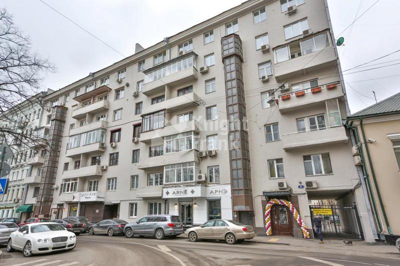 Жилой комплекс Большой Патриарший пер., 8стр1, id id7754, фото 1
