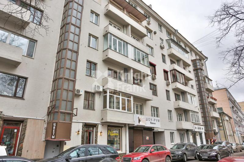 Жилой комплекс Большой Патриарший пер., 8стр1, id id7754, фото 2