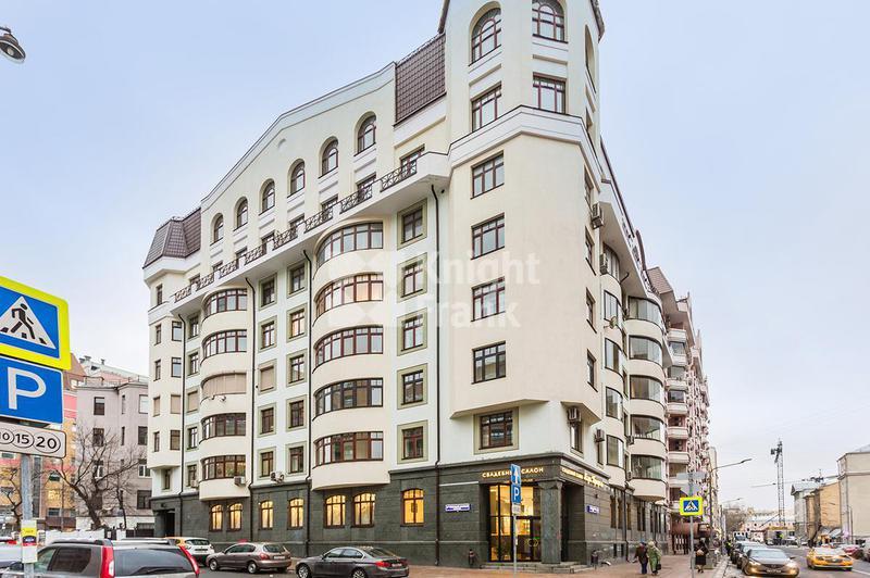Квартира 2-я Тверская-Ямская, 28, id al8522, фото 3