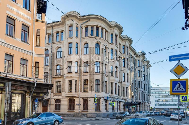 Жилой комплекс Спиридоновка, 27/24, id id9198, фото 3