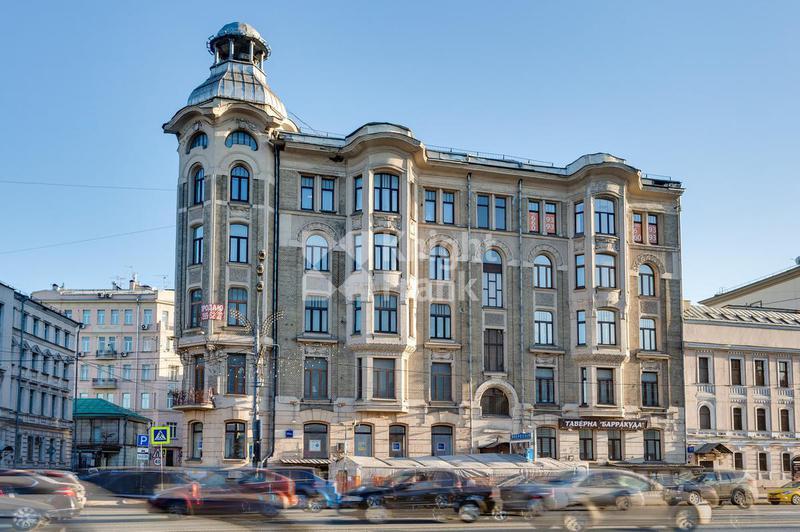Жилой комплекс Спиридоновка, 27/24, id id9198, фото 1