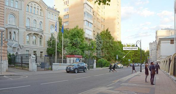 Стрит-ритейл Спиридоновка улица, 12, id s214581, фото 3