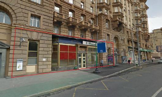 Стрит-ритейл Проспект Мира, 74, стр.1, id s214620, фото 1