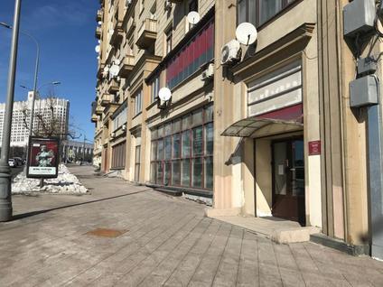 Стрит-ритейл Новый Арбат улица, д. 31/12, id r117391, фото 1