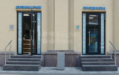 Стрит-ритейл Садовая-Черногрязская, 13, id s218854, фото 1