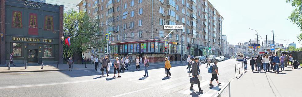Стрит-ритейл Пресненский Вал улица, д. 4/29, id s219028, фото 2