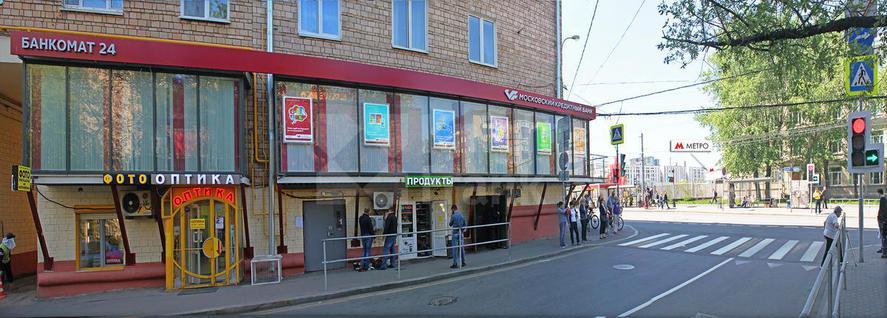 Стрит-ритейл Пресненский Вал улица, д. 4/29, id s219028, фото 3