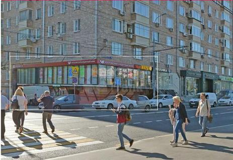 Стрит-ритейл Пресненский Вал улица, д. 4/29, id s219028, фото 1