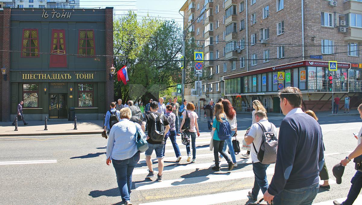 Стрит-ритейл Пресненский Вал улица, д. 4/29, id s219028, фото 7