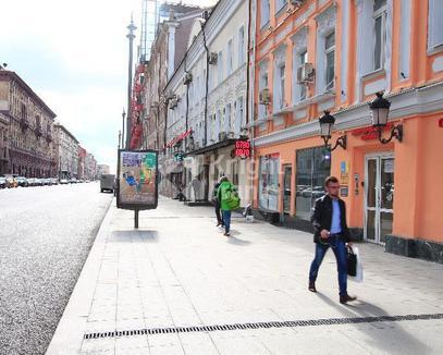 Торговое помещение 1-ая Тверская-Ямская, д.27, id r119130, фото 1