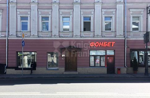 Стрит-ритейл Сретенка, 24/2, стр. 1, id s219308, фото 2