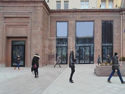 Стрит-ритейл Тверская улица, 4, id r119457, фото 2