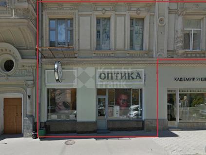 Стрит-ритейл Петровка улица, д. 19 стр. 1, id r119966, фото 1