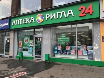 Стрит-ритейл Кутузовский проспект, д. 36А, id s220143, фото 2