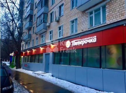 Торговое помещение Серпуховская Б. улица, д. 58, id s222169, фото 1