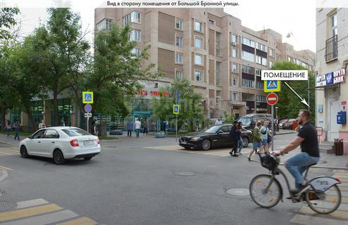 Стрит-ритейл Богословский переулок, д. 5, id s222825, фото 2