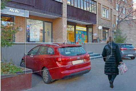 Стрит-ритейл Богословский переулок, д. 5, id s222825, фото 1