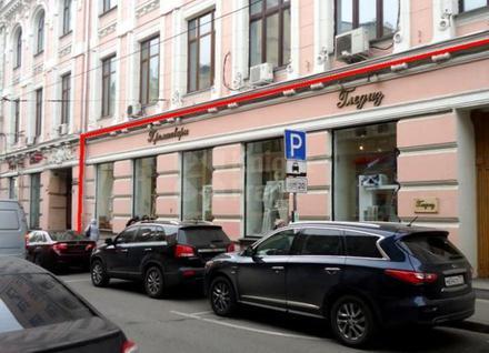 Стрит-ритейл Мясницкая улица, д. 8/2, id r123270, фото 1