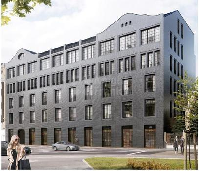 Стрит-ритейл Cloud Nine Apartments, id s223413, фото 1
