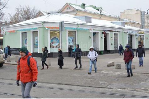 Стрит-ритейл Пятницкая, д.31/2, id s223442, фото 1