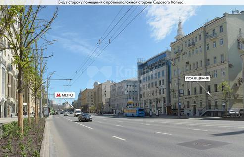 Стрит-ритейл Садовая-Кудринская улица, д. 32, стр. 2, id s223534, фото 4