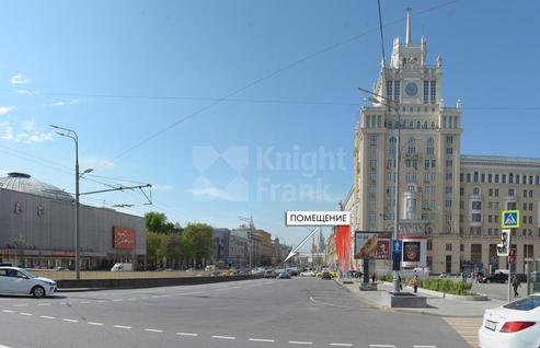 Стрит-ритейл Садовая-Кудринская улица, д. 32, стр. 2, id s223534, фото 1