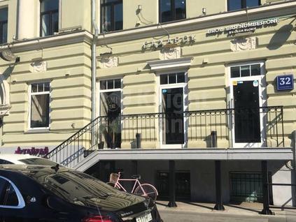 Стрит-ритейл Садовая-Кудринская улица, д. 32, стр. 2, id s223534, фото 2