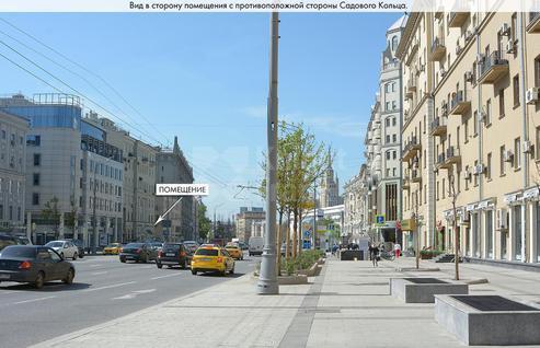Стрит-ритейл Садовая-Кудринская улица, д. 32, стр. 2, id s223535, фото 4