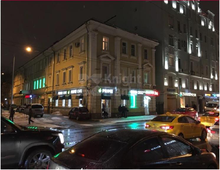 Стрит-ритейл ул. Новослободская, д.31, стр.1, id s223991, фото 1
