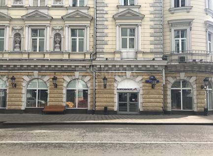 Стрит-ритейл ул. Петровка, д.20/1, id r124090, фото 1