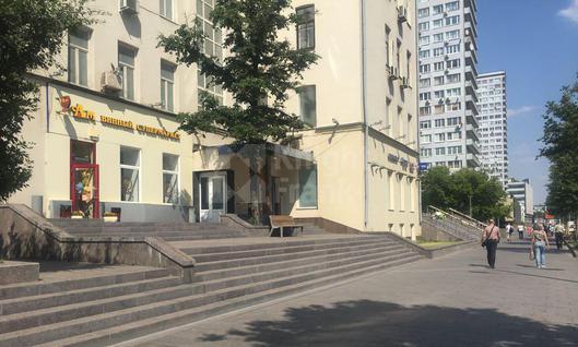 Стрит-ритейл Большая Молчановка, д.17, id r124180, фото 1