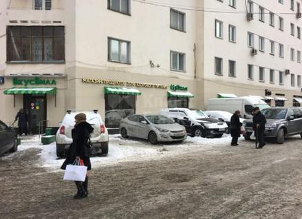 Стрит-ритейл ул. Лестева, д.21/61, корп. 1 Супермаркет «ВкусВилл», id s224199, фото 1