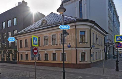Стрит-ритейл М. Ордынка, 50/72, стр. 2, id s224301, фото 1