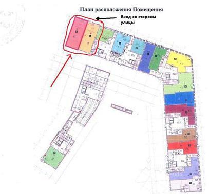 Стрит-ритейл ЖК Театральный дом, ул. Поварская, д.8/1, стр.1, id r124381, фото 3