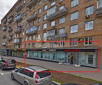 Стрит-ритейл Ленинский проспект, д.41/2, id r124454, фото 1