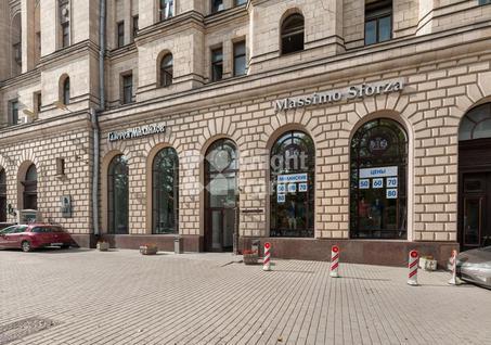 Стрит-ритейл Кутузовский пр-т, д.2/1, к. 1А, id r124481, фото 1