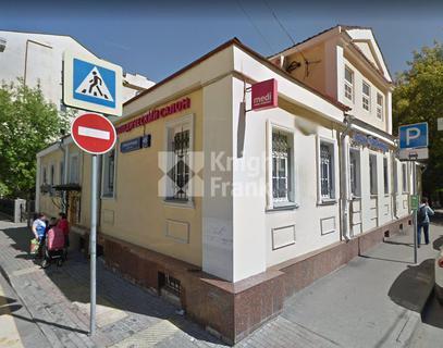 Стрит-ритейл пер. Сивцев Вражек, д.45/26, с.1, id s224508, фото 1