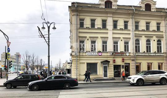 Торговое помещение Продажа арендного бизнеса на ул. Лесная, д.1/2, id s224637, фото 3