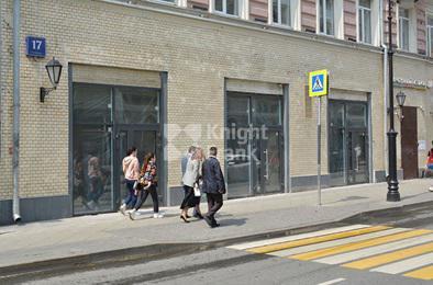 Стрит-ритейл Мясницкая улица, 17с1, id r124674, фото 1
