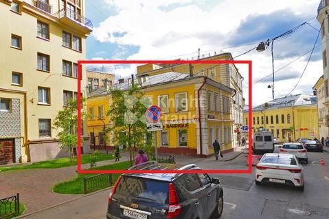 Торговое помещение Благовещенский переулок, 10 стр. 1, id r124702, фото 1