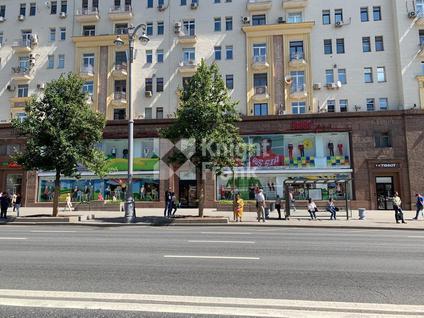 Стрит-ритейл Ул. Тверская, д. 4, id r124744, фото 1