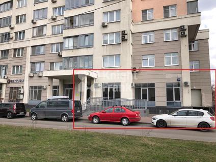 Торговое помещение Проезд Березовой Рощи, д.10_160 кв. м, id r124788, фото 1