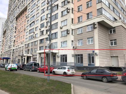 Торговое помещение Проезд Березовой Рощи, д.10_160 кв. м, id r124788, фото 2