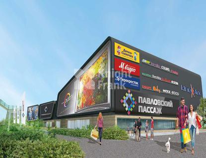 Торговый центр Павловский Пассаж (ТРЦ на стадии строительства), id tc24789, фото 1