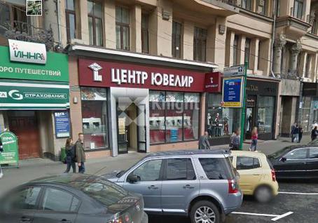 Торговое помещение Тверская, 12, id r125080, фото 1
