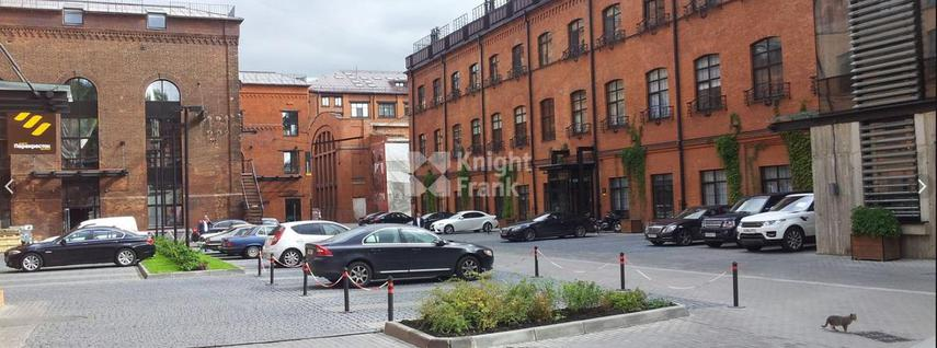 Торговое помещение Варшавское, 9с1Б, Даниловская мануфактура, id r125163, фото 1